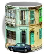 Maltase Style Doors And Windows  Coffee Mug