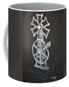 Maltese Cross Gears Coffee Mug