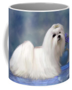 Maltese Dog Coffee Mug