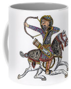 Mameluke Archer, C1300 Coffee Mug