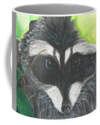 Mamma Raccoon  Coffee Mug