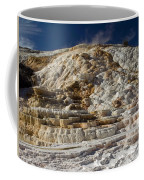 Mammouth Hot Springs Coffee Mug