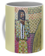 Man In A Golden Suit Coffee Mug