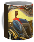 Man In Chair 2 Coffee Mug