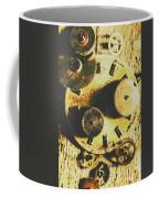 Man Made Time Coffee Mug