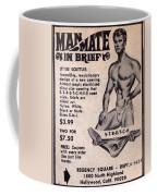 Man-mate In Brief #105 Coffee Mug
