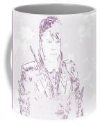 Man Of Steel Coffee Mug