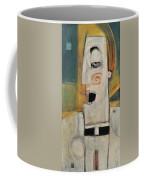 Man Of The Cloth Coffee Mug