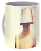 Man Wearing Water Bucket On Head In Summer Heat Coffee Mug by Jorgo Photography - Wall Art Gallery