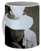 Man With A Hat Coffee Mug