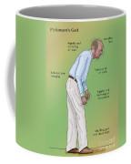 Man With Parkinsons Disease Coffee Mug