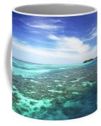Mana Island Waters Coffee Mug