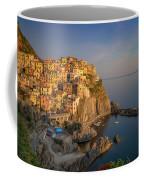 Manarola Golden Hour Coffee Mug