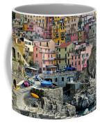 Manarola Up Close Coffee Mug