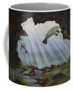 Manatee Cave Coffee Mug