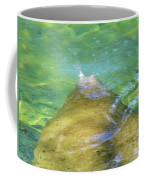 Manatee Exhale Coffee Mug