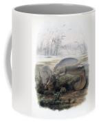 Manatees, Vulnerble Species Coffee Mug