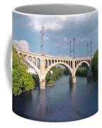 Manayunk Rail Road Bridge Coffee Mug