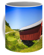 Manchester  Covered Bridge Coffee Mug