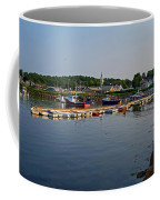 Manchester Harbor Manchester By The Sea Ma Coffee Mug