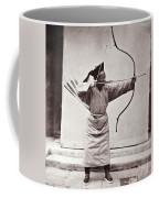 Manchu Archer, 1874 Coffee Mug