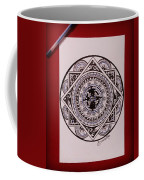 Mandala Art Coffee Mug