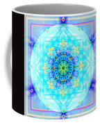 Mandala Of Womans Spiritual Genesis Coffee Mug