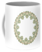 Mandala/photoart Orange Flowers-2 Coffee Mug