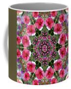 Mandala Pink Patron Coffee Mug