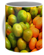 Mandarins And Tangerines Coffee Mug