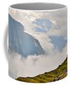 Nandi Devi Mountain - Himalayas Coffee Mug