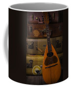 Mandolin And Suitcases Coffee Mug
