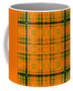 Mandoxocco-wallpaper-orange-green Coffee Mug
