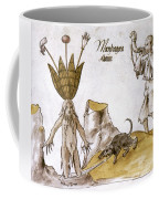 Mandrake And Herbalist Coffee Mug