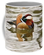 Mandrin Duck Strutting Coffee Mug