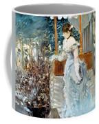 Manet: Cafe-concert, 1879 Coffee Mug