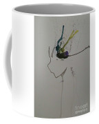Manga Abstract Coffee Mug