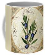 Mangia Olives Coffee Mug