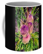 Mango Tree Fruit Coffee Mug