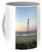 Manhattan Beach Christmas Star Coffee Mug
