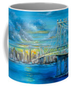 Manhattan Bridge Coffee Mug
