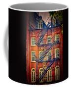 Manhattan Facade Coffee Mug