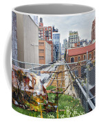Manhattan High Line Coffee Mug