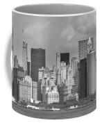 Manhattan New York Coffee Mug