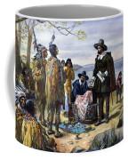 Manhattan Purchase, 1626 Coffee Mug