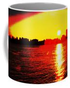 Manhattan Sunrise  Coffee Mug