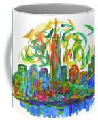 Manhattan Twirl Coffee Mug
