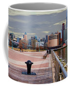 Manhattan West Side Panorama Coffee Mug