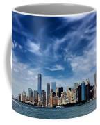 Manhatten 2 Coffee Mug
