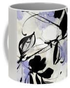 Manifesto Periwinkle Coffee Mug